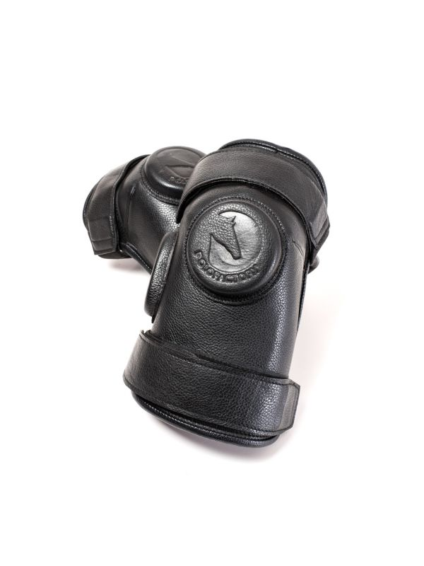 Polo Knee Guard (black)