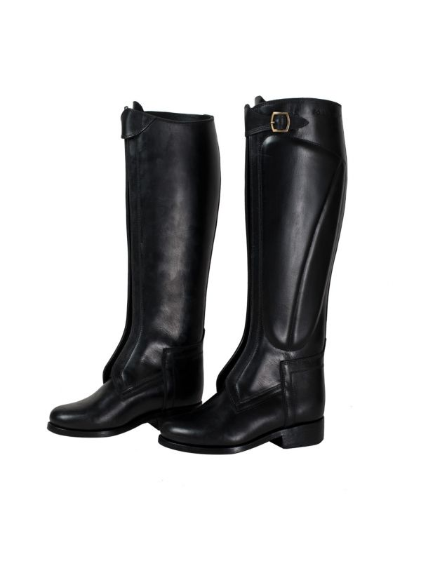 Polo Boots (Black)