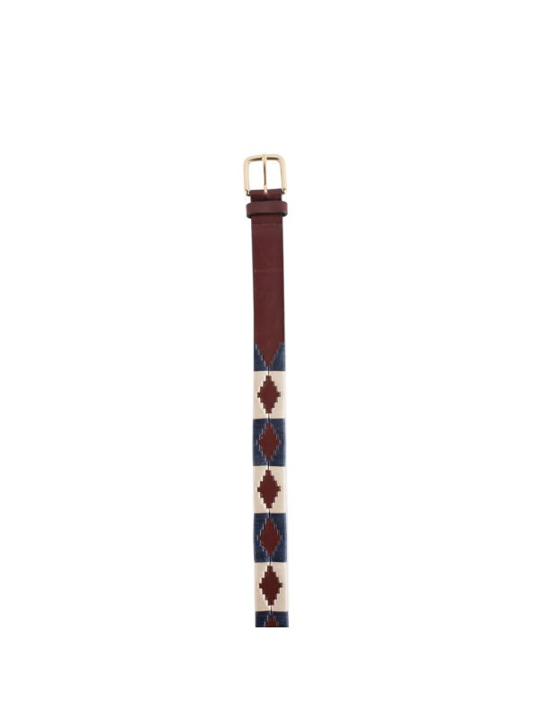 Gaucho Belt (blue color)
