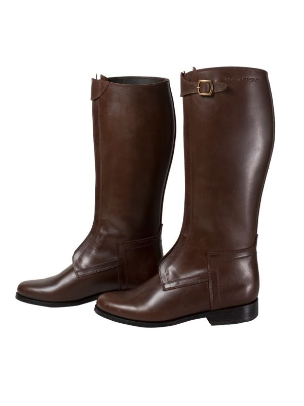 Polo Boots (Dark Brown)